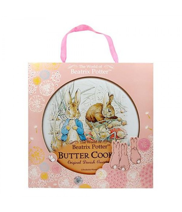 波特小姐法式浪漫-雙層禮盒 Beatrix Potter Romantic Double Gift Set