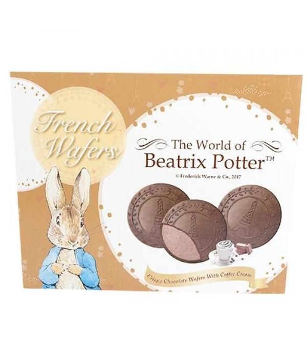 波特小姐摩卡咖啡口味法式薄酥 Beatrix Potter Mocha Coffee French Wafers