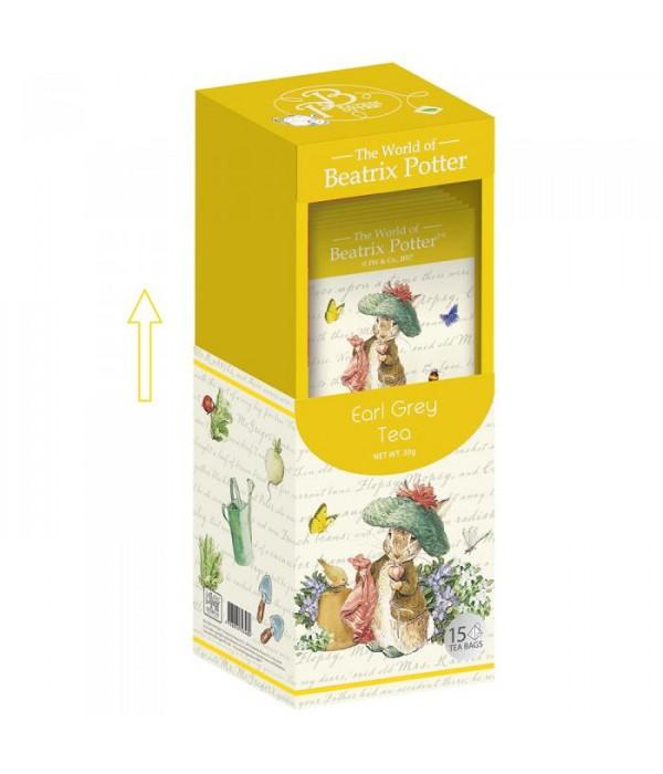 波特小姐伯爵紅茶三角立體茶包 Beatrix Potter Earl Grey Tea Bag