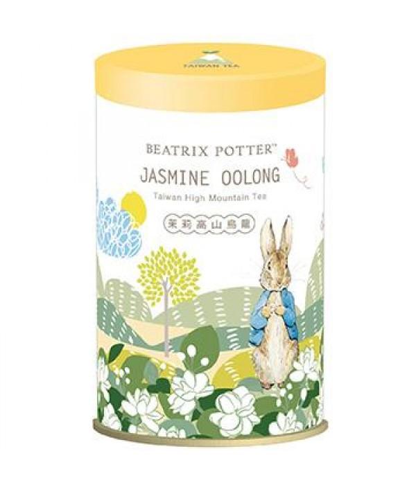 波特小姐罐裝台灣高山茉莉烏龍茶包 Beatrix Potter Taiwan High Mountain Tea-Jasmine