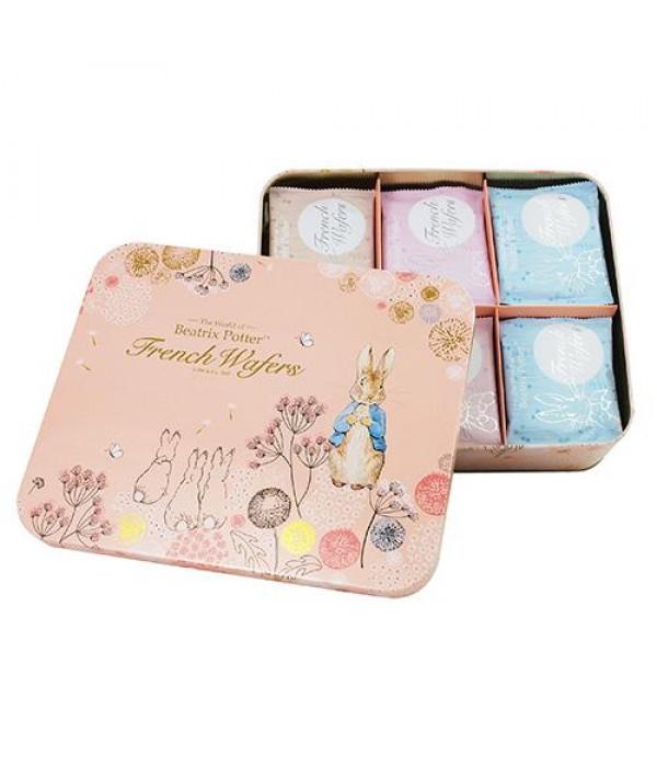 波特小姐法式薄酥雜錦禮盒Beatrix Potter French Wafers Assortment Gift Set