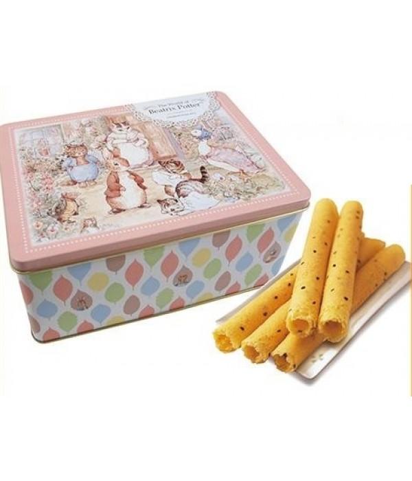 波特小姐典雅蛋卷禮盒-芝麻口味