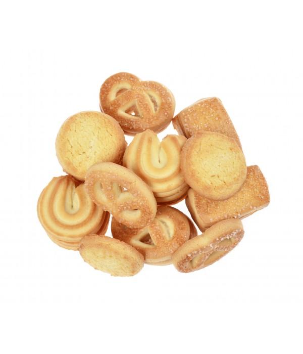 比得兔丹麥牛油曲奇餅(鐵罐裝) (紅色戴帽子的班傑明)Peter Rabbit  Denmark Butter Cookies26% (Tins Packing) (Red)