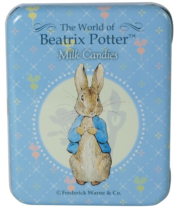 比得兔焦糖牛奶糖小盒裝Peter Rabbit Caramel Milk Candies
