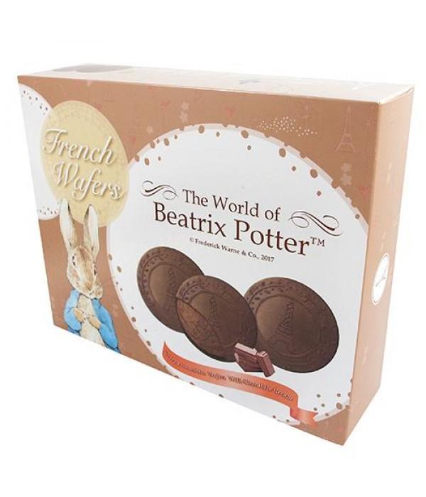 波特小姐朱古力口味法式薄酥Beatrix Potter  Chocolate French Wafers