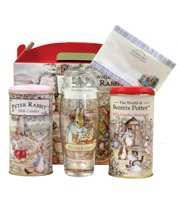 比得兔牛奶糖果禮盒 Peter Rabbit Candies Gift Set